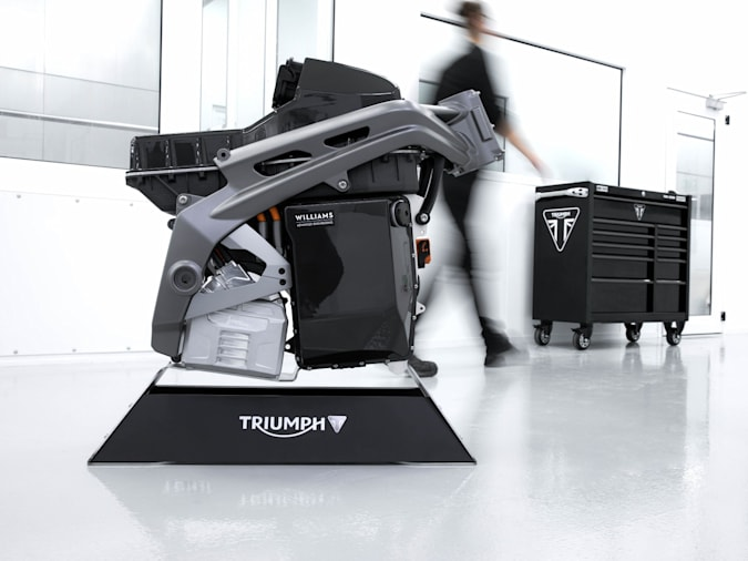 TE-1 Powertrain