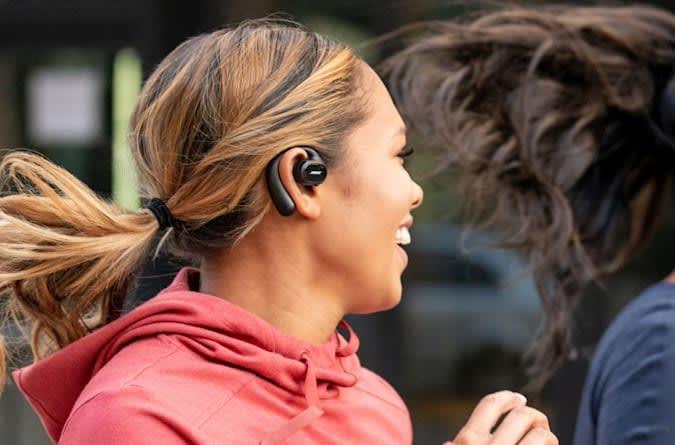 Bose Sport open ear headphones