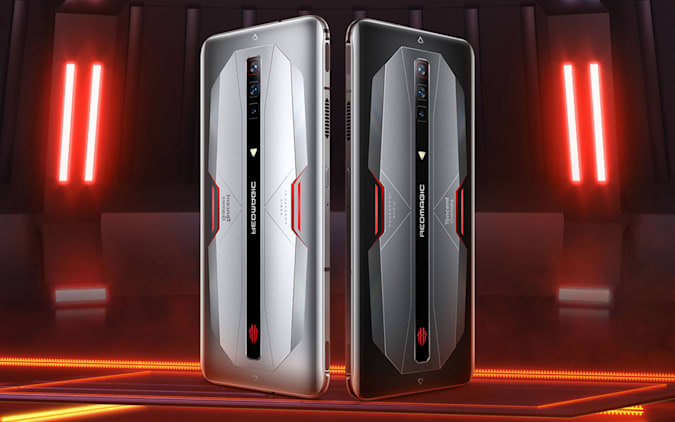Nubia Red Magic Pro 6