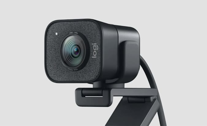 The Logitech StreamCam.