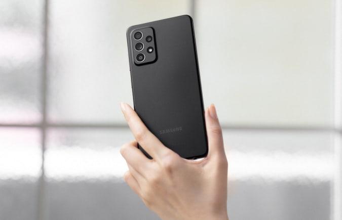 Línea de teléfonos inteligentes Samsung Galaxy A