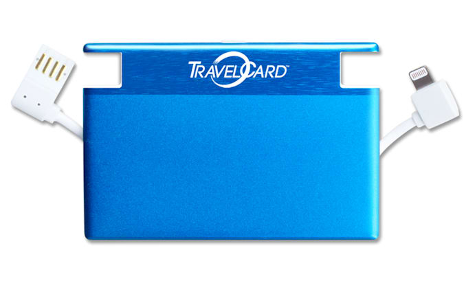 Travelcard charger.