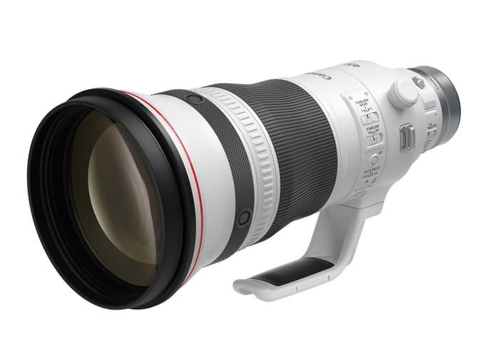 Superteleobjetivos Canon RF 400 mm f / 2.8L IS USM y RF 600 mm f / 4L IS USM