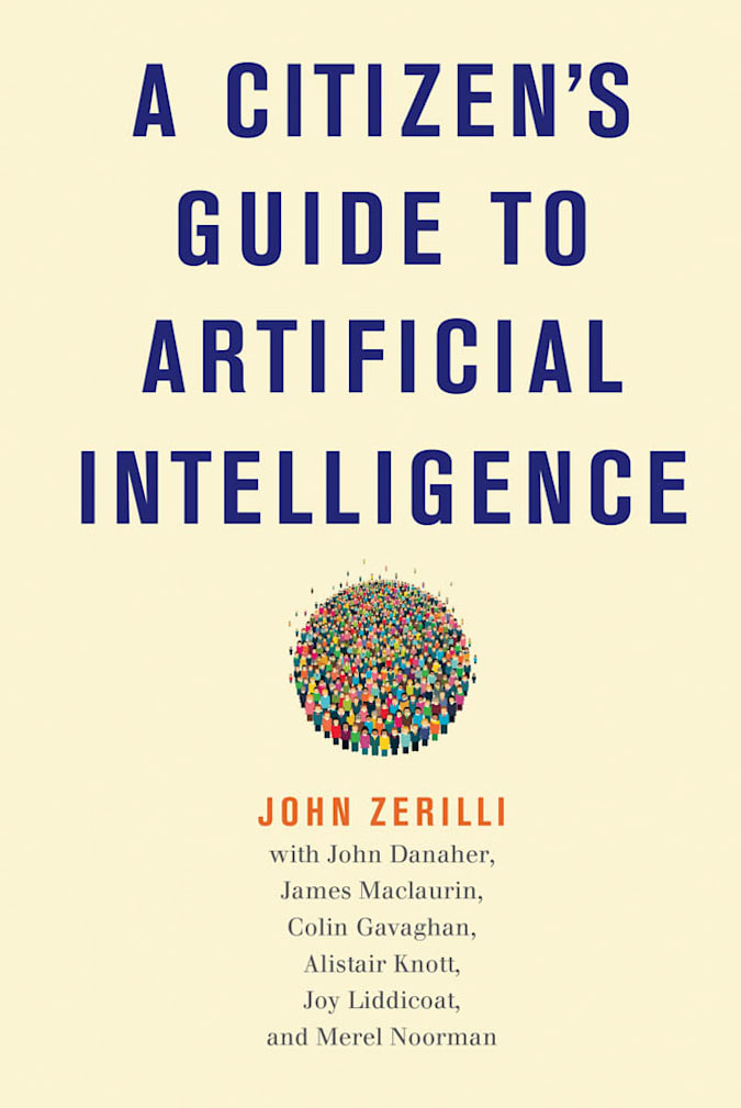 A Citizen's Guide to AI by John Zerilli
