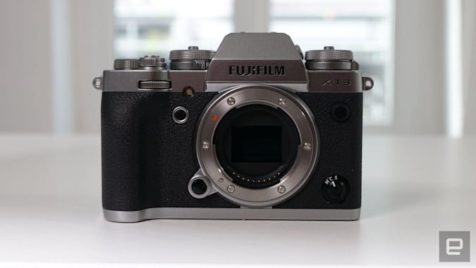 Engadget Camera Guide Fujifilm X-T3