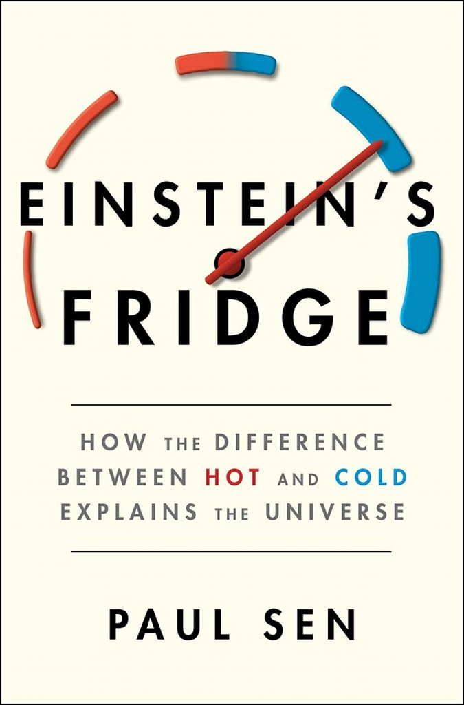 Einstein's Fridge cover