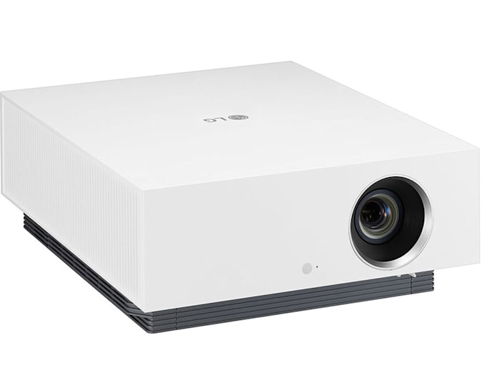 LG CineBeam HU810PW 4K projector