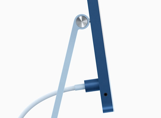 Apple iMac 2021 redesign