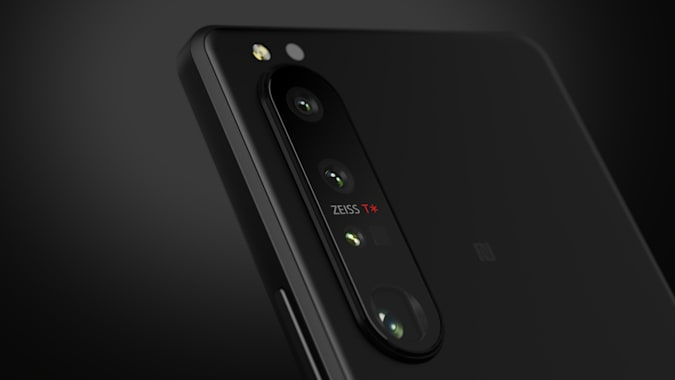 Sony Xperia 1 III official images