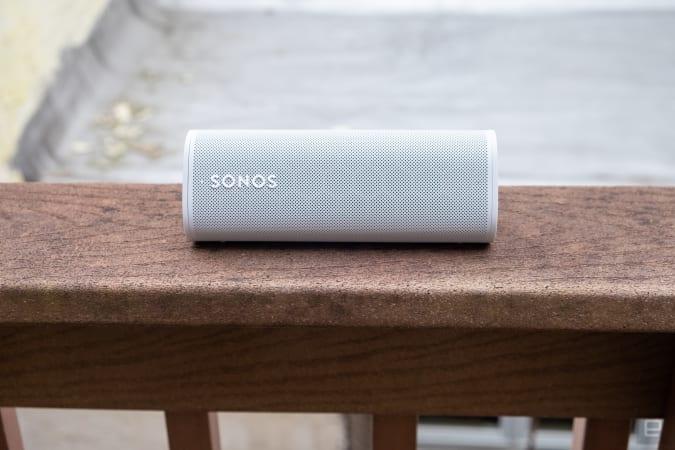 Sonos Roam portable speaker