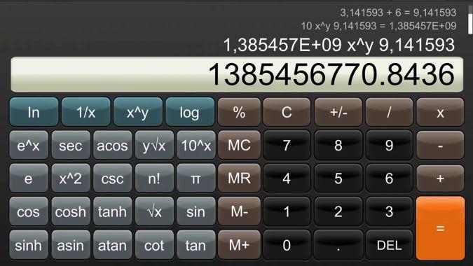 Switch Calculator