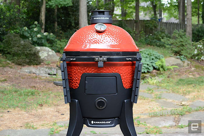 Grill guide