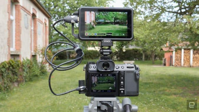 Fujifilm GFX 100S review gallery