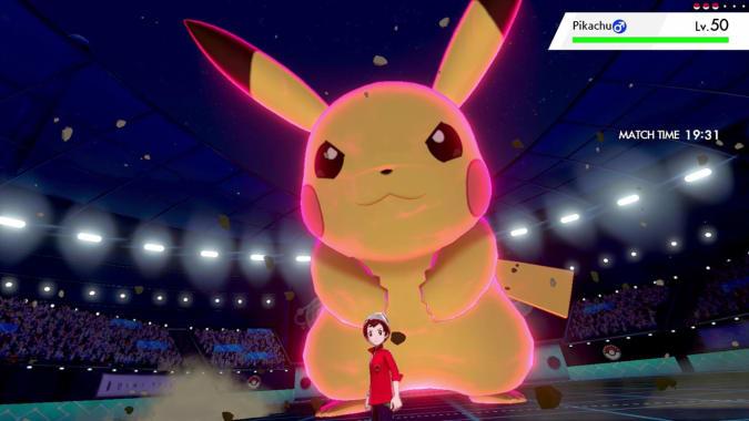 Pokemon Sword screenshot