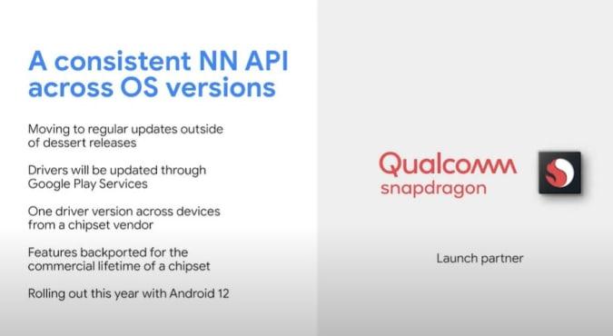 NN API updates