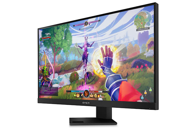 HP Omen 25i Gaming Monitor