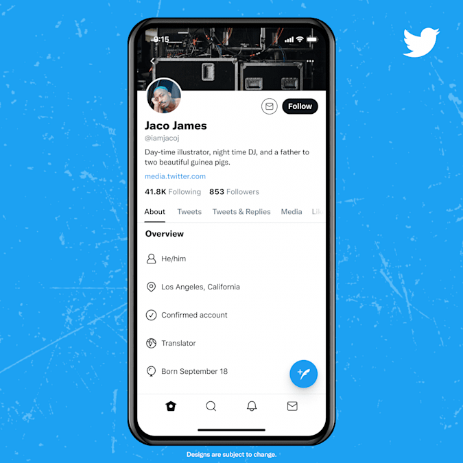 Twitter is also working on a new
