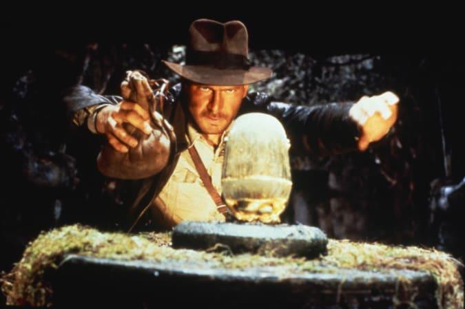Raiders of the Lost Ark 40th Anniversary