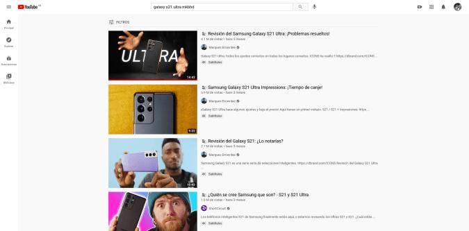 YouTube translate
