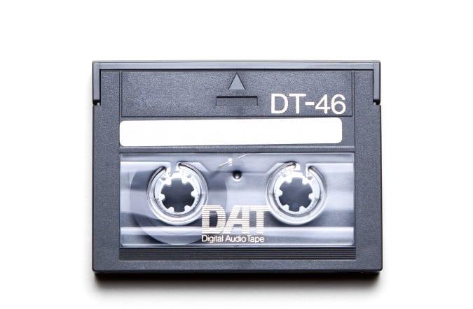 DAT / Digital Audio Tape