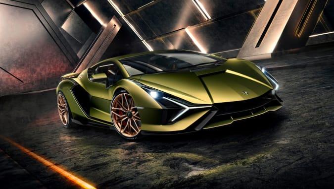 Foto via Lamborghini