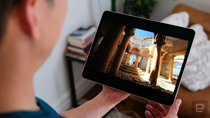 Apple iPad Pro (2021) review