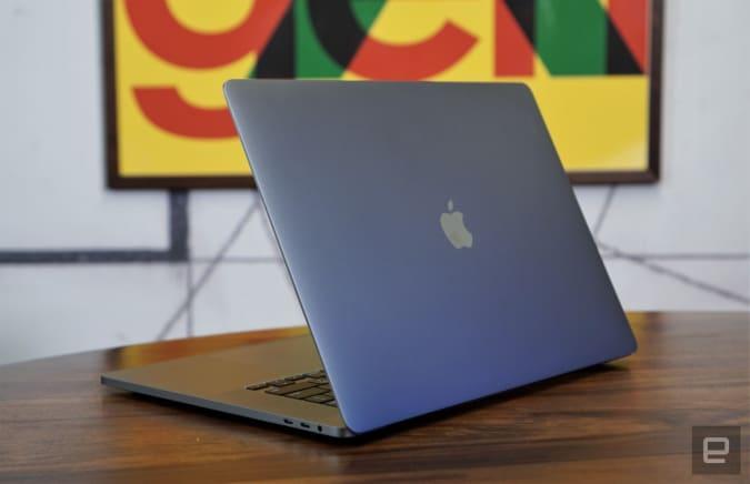 Apple 16-inch MacBook Pro (2019)