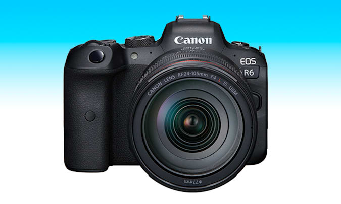 An article from the 2021 Engadget Father's Day gift guide: Canon EOS R6