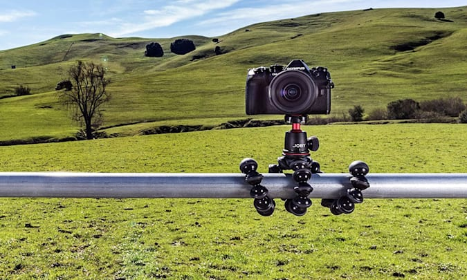 An article from the Engadget 2021 Father's Day gift guide: Jobo Gorillapod