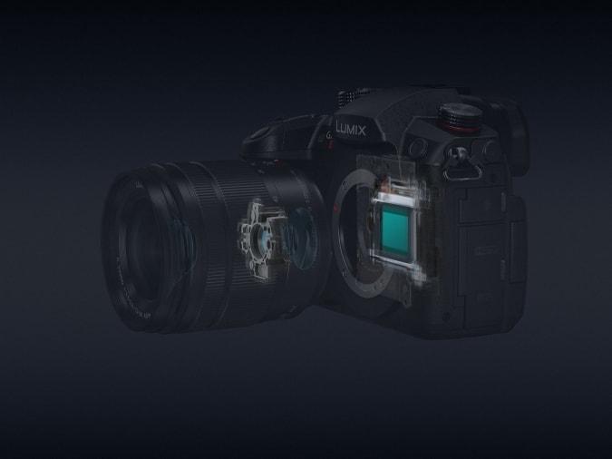 Galería de imágenes de prensa Panasonic GH5 II