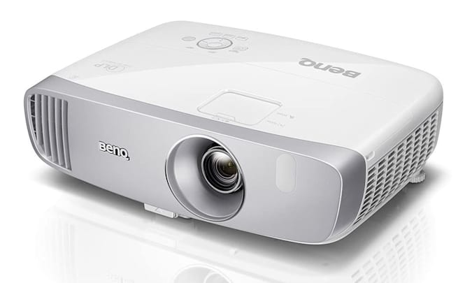 An entry on the Engadget 2021 Father's Day Home Entertainment gift guide: BenQ HT2050A home theater projector