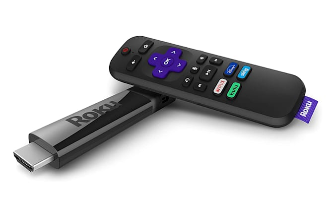 An entry on the Engadget 2021 Father's Day Home Entertainment gift guide: Roku Streaming Stick+