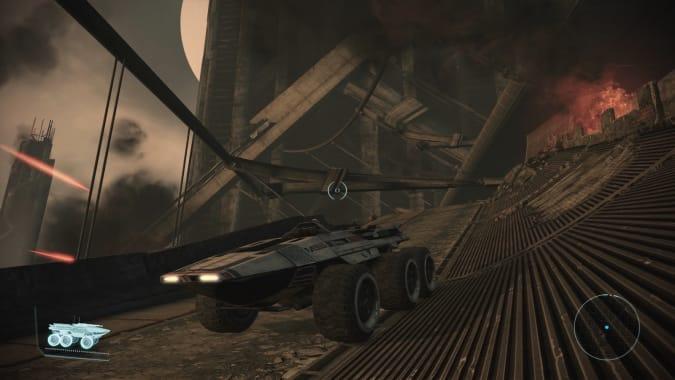 Versión legendaria de Mass Effect