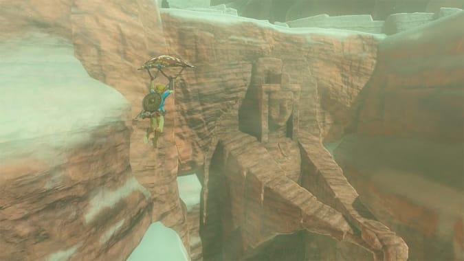 Breath of the Wild screenshot