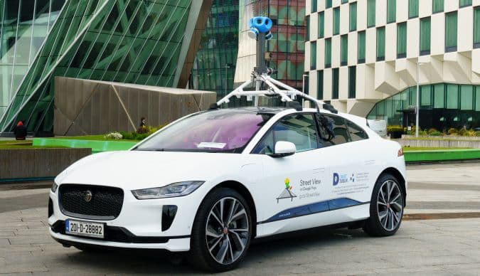 Street View I-Pace