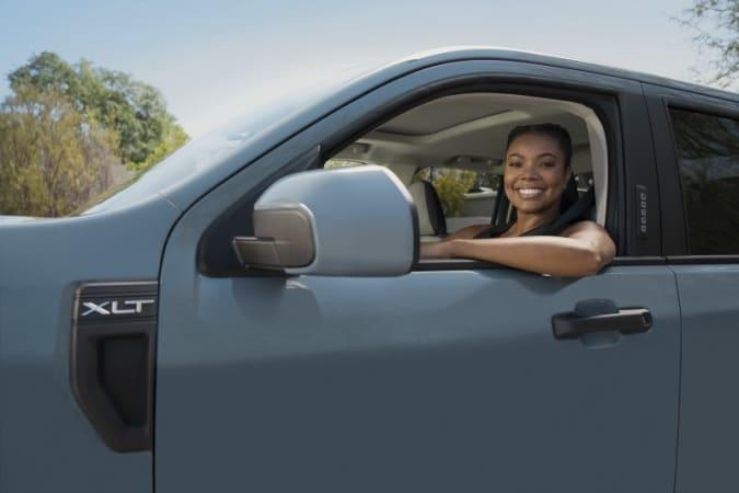 Ford Maverick - Gabrielle Union