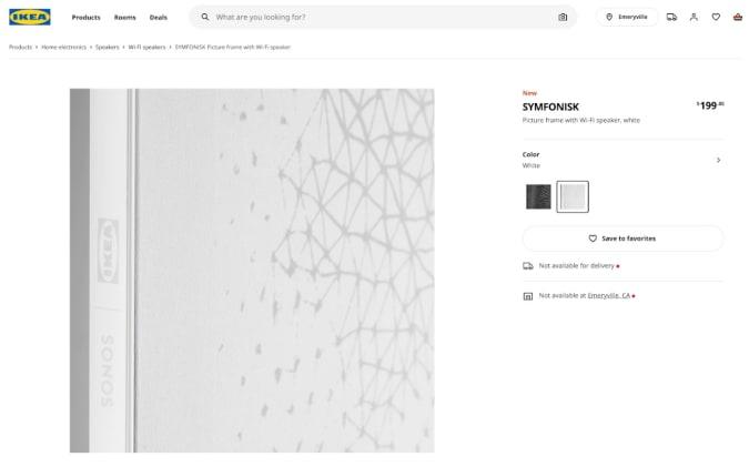 Ikea/Sonos