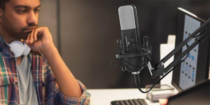 Ergopixel Studio Microphone with Tripod