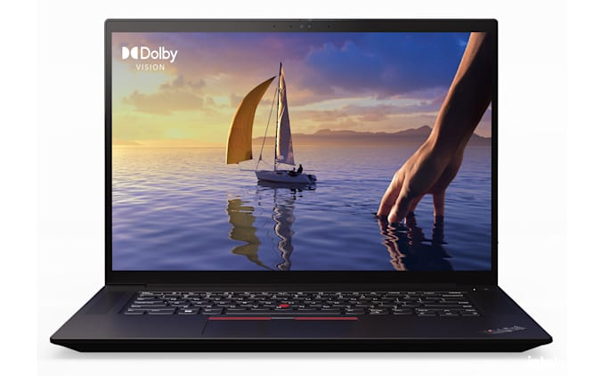 Lenovo's X1 Extreme laptop fits RTX 3080 graphics into a 17.7mm body