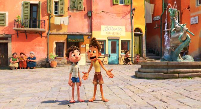 Luca and Alberto