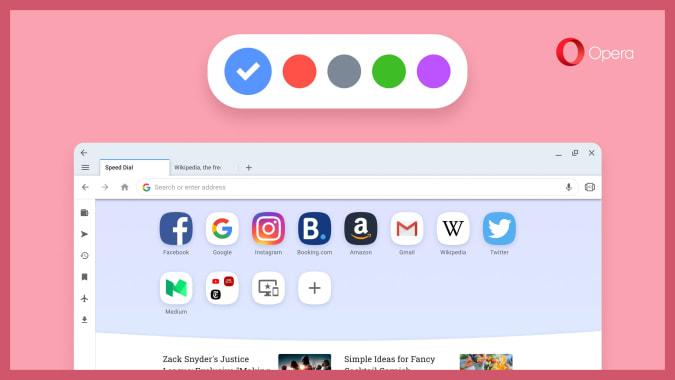 Opera for Chromebook