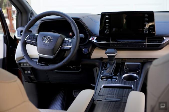 Toyota 2021 Sienna