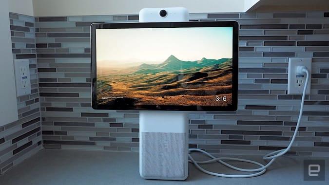 Facebook Portal+ smart display