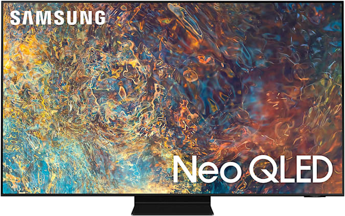 SAMSUNG 55-Inch Class Neo QLED QN90A Series 4K smart TV
