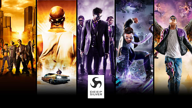 Franchise image from Saints Row