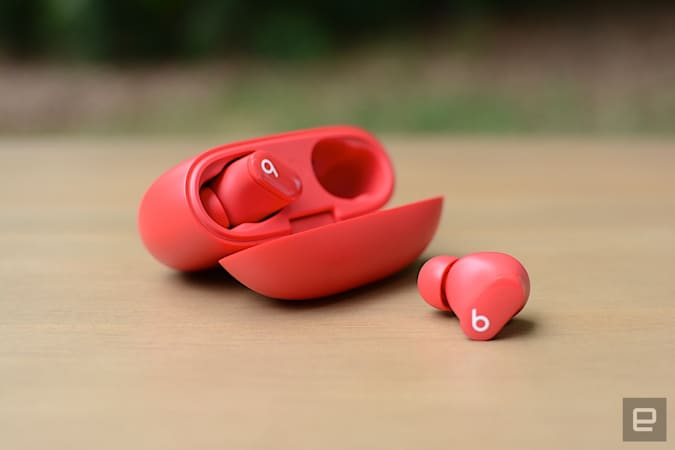 Beats' latest true wireless earbuds have a design with more universal appeal than its Powerbeats Pro. The company has covered the basics with balanced sound quality, on-board controls, capable ANC and an ambient sound mode. It also added bonuses like support for hands-free Siri and Dolby Atmos in Apple Music. And most importantly, Beats is offering these features for $150.