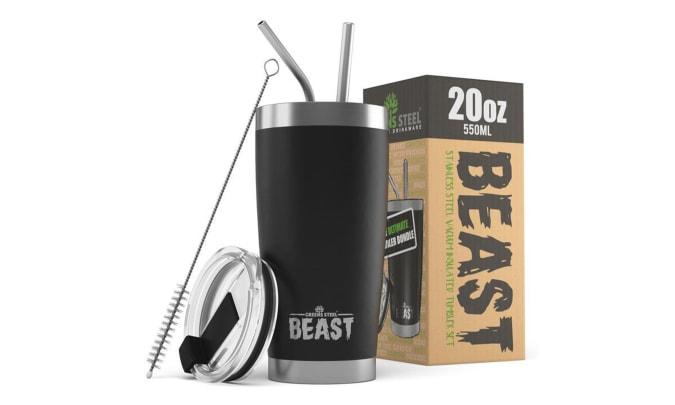 Greens Steel Beast insulated tumbler