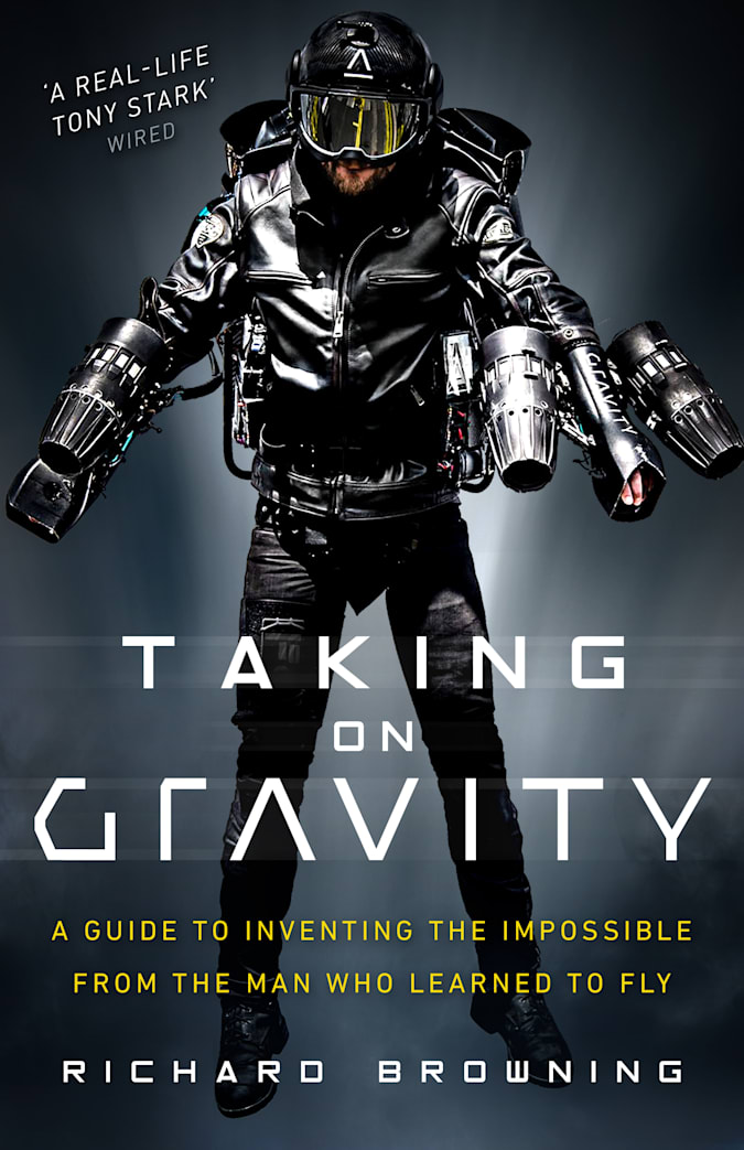 Taking on Gravity by Richard Browning