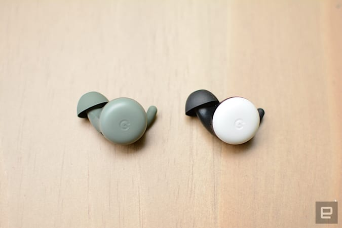 Google's latest true wireless earbuds are a $99 version of the Pixel Buds it debuted in 2020. Surprisingly, the company kept nearly all of the features that made those buds such a good option for users who prefer Google Assistant. The company did nix the on-board volume controls and Adaptive Sound is still no replacement for ANC, but there's a lot to like here for the price.
