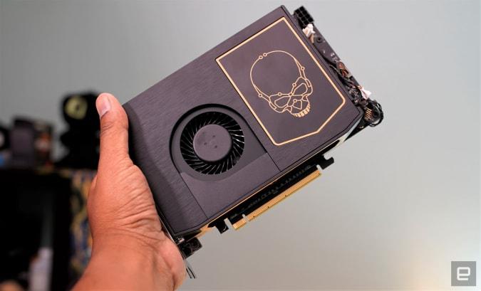 Intel NUC 11 Extreme mini gaming desktop